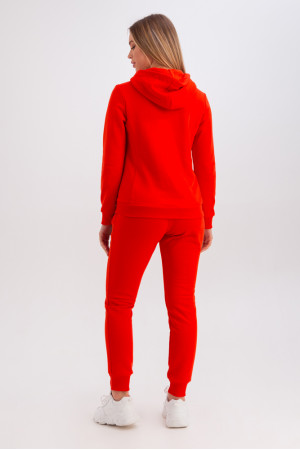 Спортивный костюм «Аура» оранжевого цвета