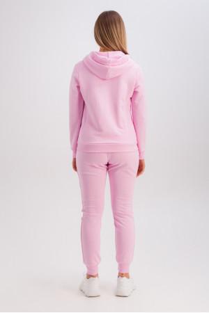 Спортивный костюм «Аура» розового цвета
