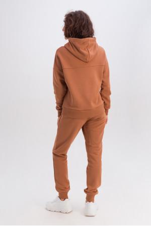 Спортивный костюм «Эшли» цвета кэмел