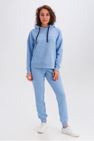 Спортивний костюм «Ешлі» блакитного кольору