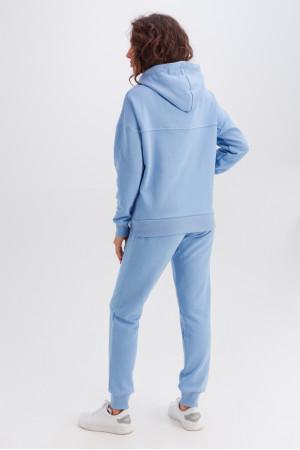 Спортивный костюм «Эшли» голубого цвета