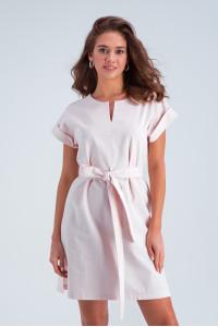 Платье «Миранда» персикового цвета