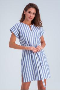 Платье «Миранда» синего цвета