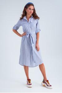 Сукня «Лорін» синього кольору