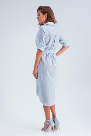 Сукня «Лорін» блакитного кольору