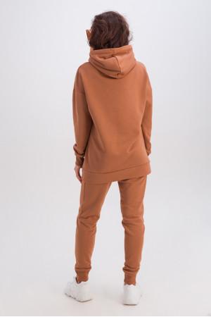 Спортивный костюм «Дина» цвета кэмел
