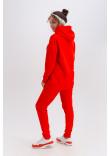 Спортивний костюм «Діна» помаранчевого кольору