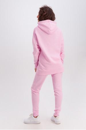 Спортивный костюм «Дина» розового цвета