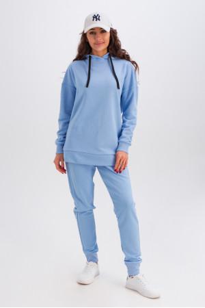 Спортивний костюм «Діна» блакитного кольору