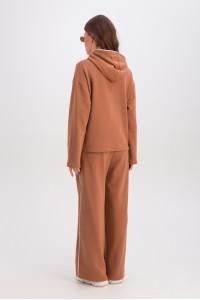 Спортивний костюм «Женева» кольору кемел