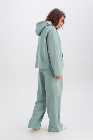 Спортивный костюм «Женева» цвета тиффани
