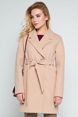 Жіноче пальто «Тейлор» бежевого кольору