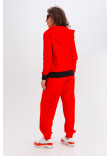 Спортивний костюм «Фрейя» помаранчевого кольору