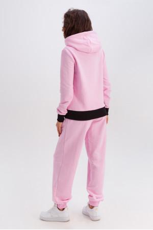 Спортивный костюм «Фрейя» розового цвета