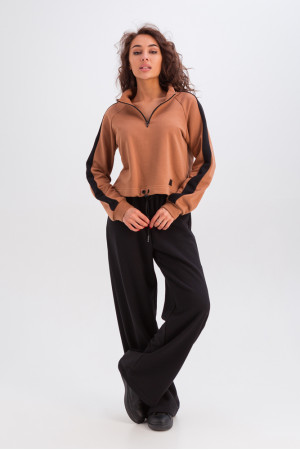 Спортивний костюм «Мерая» кольору кемел