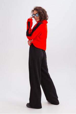 Спортивный костюм «Мэрайя» оранжевого цвета
