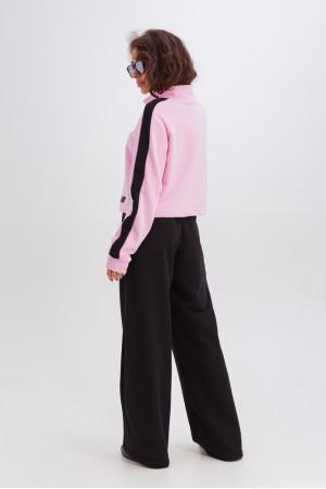Спортивный костюм «Мэрайя» розового цвета