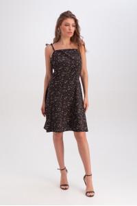 Сукня «Маргарет» чорного кольору