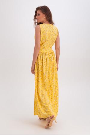Сукня «Антонелла» жовтого кольору