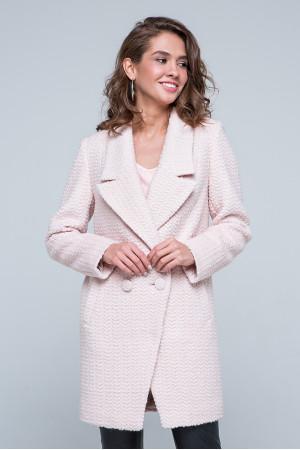 Жіноче пальто «Долорес» бежевого кольору