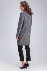 Жіноче пальто «Бьянка» сірого кольору