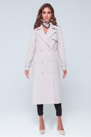 Жіноче пальто «Івона» бежевого кольору