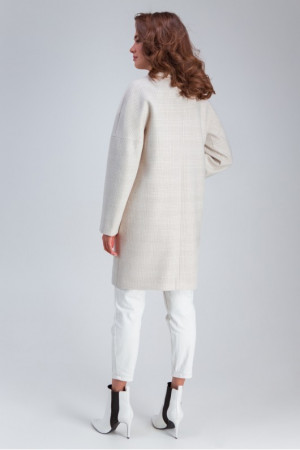 Жіноче пальто «Астрід» бежевого кольору