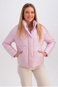 Куртка «Джасті» рожевого кольору