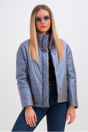 Куртка «Джасти» цвета ультрафиолет