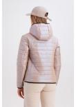 Куртка «Трейсі» бежевого кольору