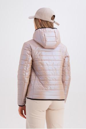 Куртка «Трейси» бежевого цвета