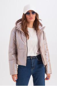 Куртка «Оксі» бежевого кольору