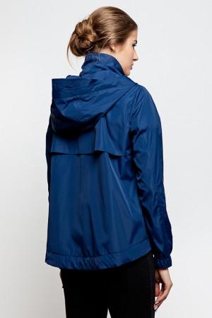 Вітрівка «Морган» темно-синього кольору