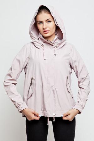 Ветровка «Морган» розового цвета