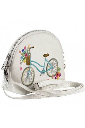 Сумка «Велопрогулка» (Coquette)