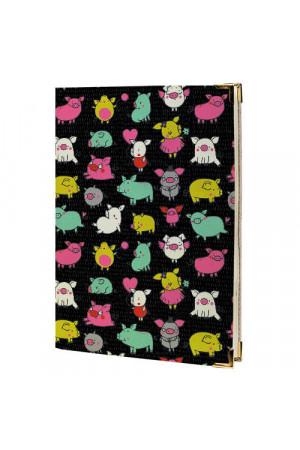 Щоденник «Кольорові свинки»