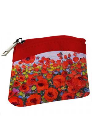 Дитячий гаманець «Маків цвіт»