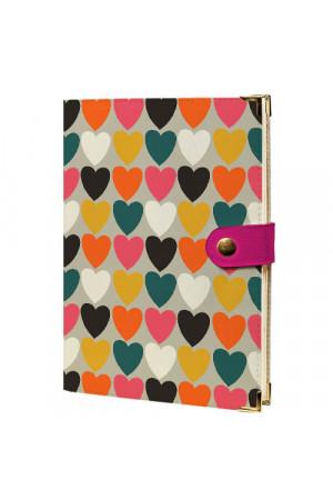 Щоденник «Серденько» на кнопці