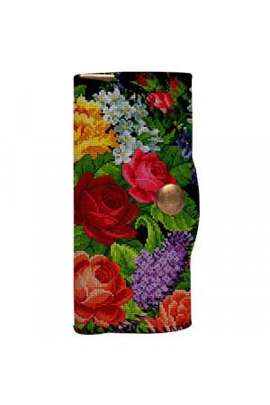 Ключница «Цветочный бум»