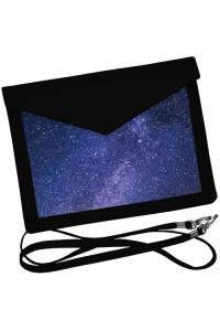 Клатч-конверт «Звездное небо»