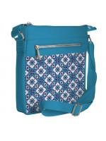 Сумка «Голубая вышиванка» (Pocket)
