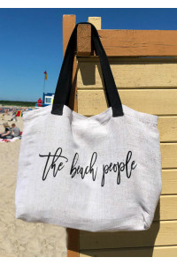 Пляжна сумка «The beach people»