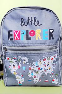 Дитячий рюкзак «Little explorer» (Light)