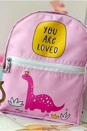 Детский рюкзак «Динозавр» (Light)