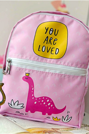 Дитячий рюкзак «Динозавр» (Light)