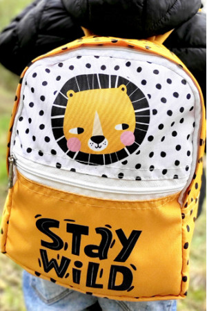 Дитячий рюкзак «Лев» (Light)