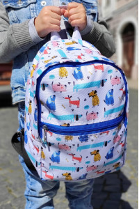 Дитячий рюкзак «Песики» (Light)