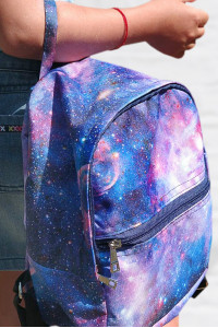 Дитячий рюкзак «Космос» (Light)