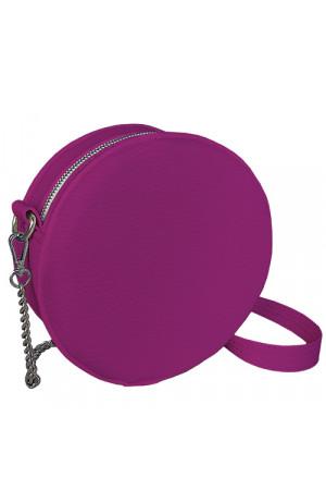 Кругла сумка «Габбі» (Tablet) рожевого кольору