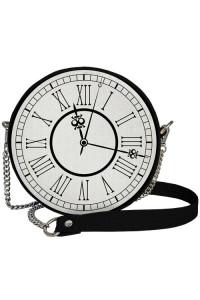 Круглая сумка «Часы» (Tablet)